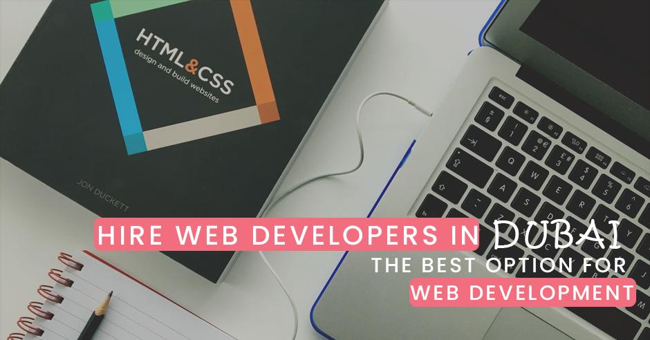 Hire Web Developers in Dubai