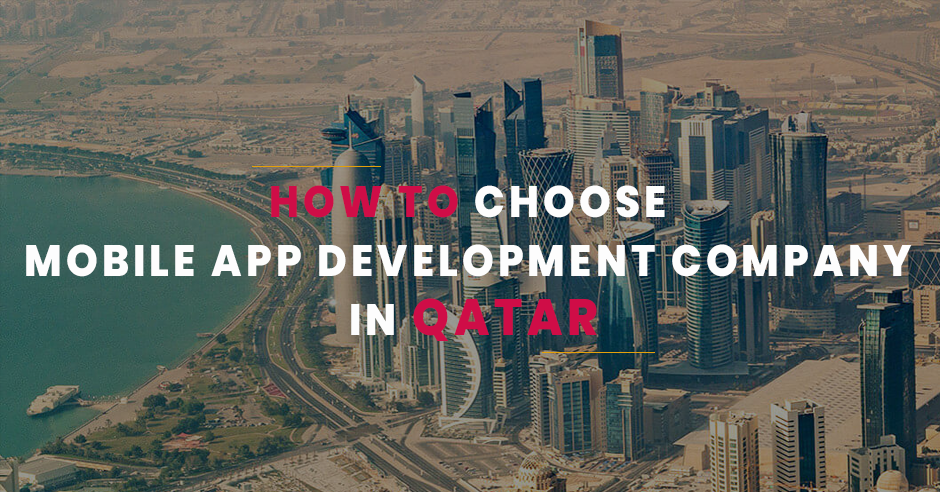 mobile application development company in Qatar