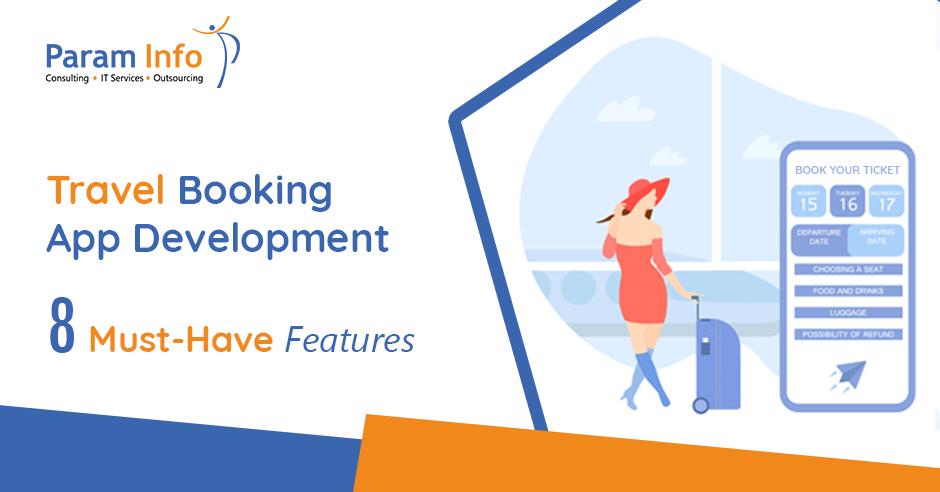 travel booking app development