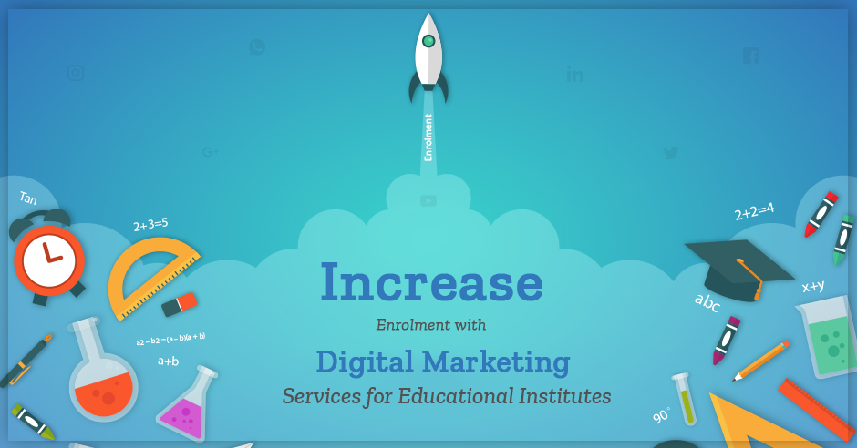 Digital Marketing Services for Educational Institutes