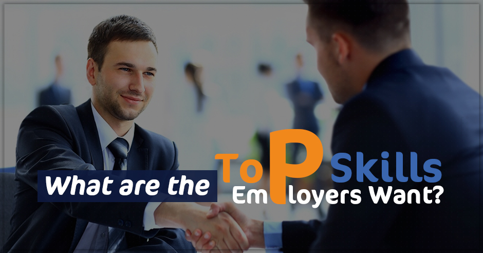 What are the Top Skills Employers Want?